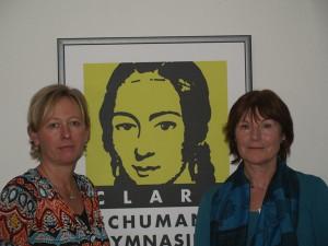 Frau Krause & Frau Ingenhag - Sekretariat