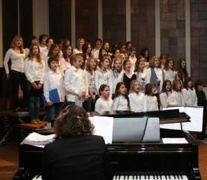 Galerie zum 1. Chorkonzert, hier klicken!