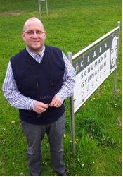 Stellv. Schulleiter Thomas Prell-Holthausen